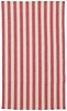 Nags Head Rug in Red Stripe