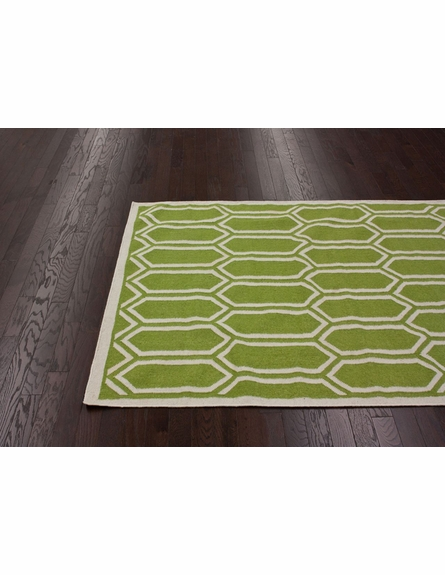 Nantes Rug in Green