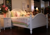 Nantucket Bed with Optional Beading