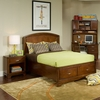 Nantucket Panel Bed with Storage