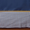 Nantucket Seersucker Bed Skirt