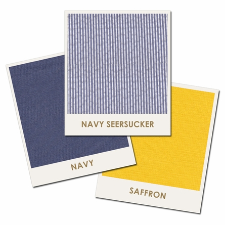 Nantucket Seersucker Duvet Cover