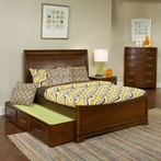 Nantucket Sleigh Bed