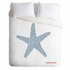 Nantucket Starfish Duvet Cover