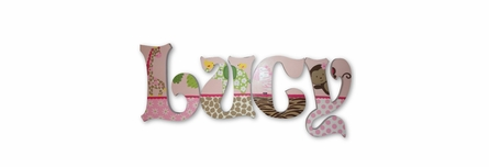 Natalie Jungle Animals Hand Painted Wall Letters