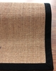 Natura Sisal Rug in Black