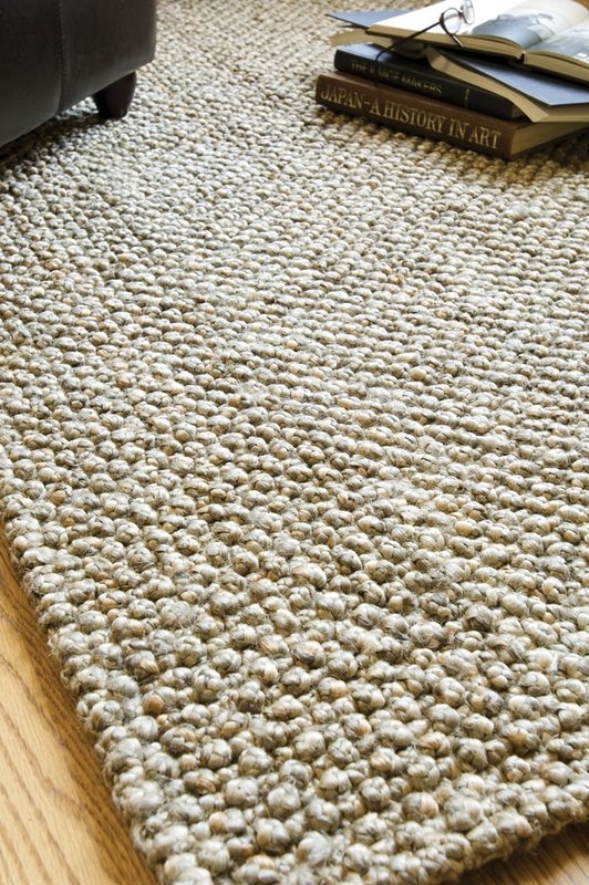 Natural Knobby Loop Braided Rug Rosenberryrooms Com