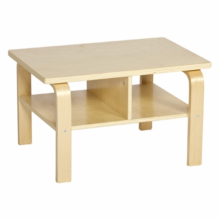 Natural Nordic Reading Table