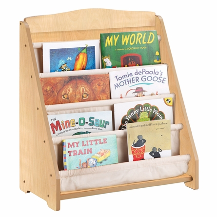 Natural Personalized Book Display