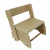 Natural Windsor Step Stool