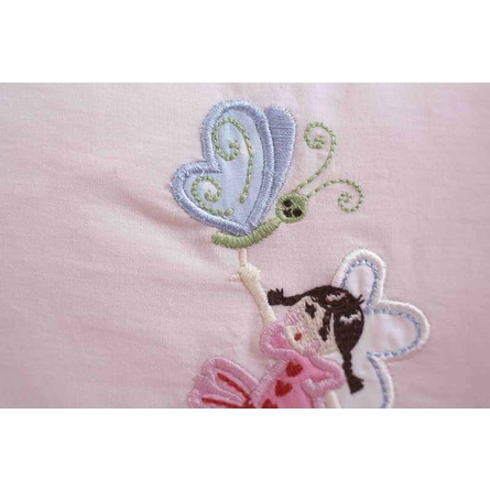 Natureland Fairies Crib Bumper