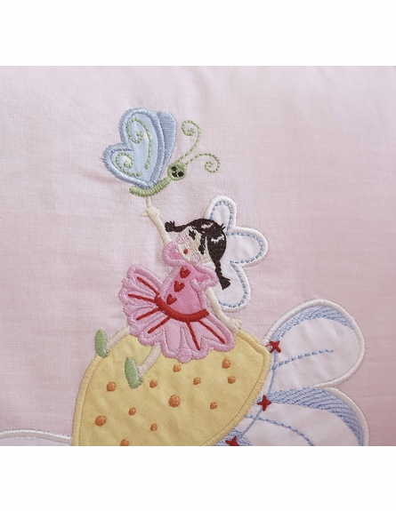 Natureland Fairies Crib Quilt