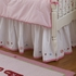 Natureland Fairies Embroidered Crib Skirt