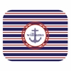 Nautical Anchor Personalized Mouse Pad