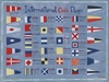 Nautical Flags Canvas Wall Art