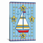 Nautical III Canvas Wall Art