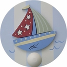 Nautical Wall Peg - Set of Two