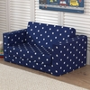 Navy Lil' Lounger