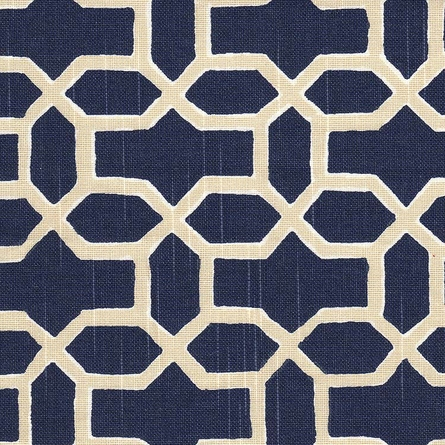 Pebbles Navy Crib Bedding Set