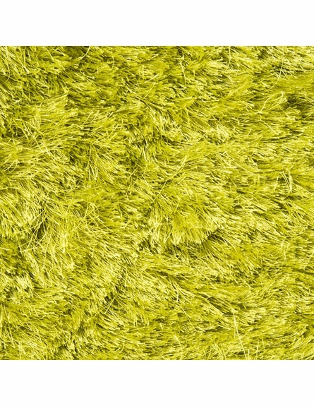 Naya Shag Rug in Lime