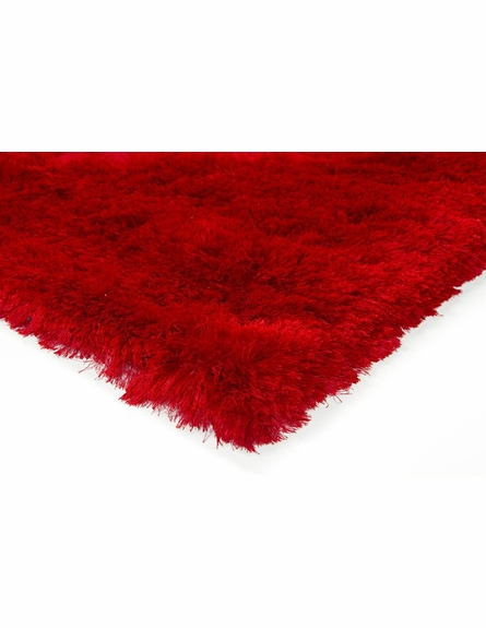 Naya Shag Rug in Red