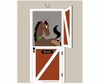 Neigh-bors Door Paint by Number Wall Mural