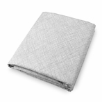Nest Crib Sheet in Gray