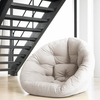 Nest Small Futon in Natural
