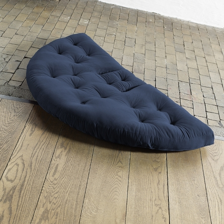 Nest Small Futon in Navy