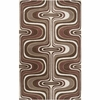 Neutral Square Swirl Dreamscape Rug