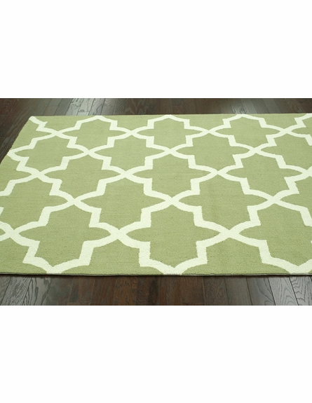 Neva Rug in Green