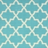 Neva Rug in Light Turquoise