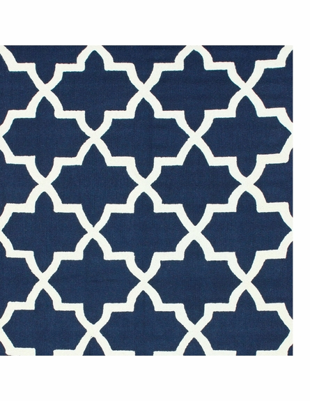 Neva Rug in Navy
