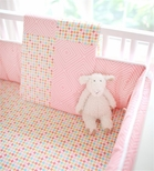 New Arrivals Inc Crib Separates