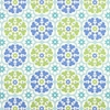New Arrivals Inc Fabric - Blossom in Blue