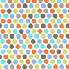New Arrivals Inc Fabric - Circus Dot