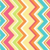 New Arrivals Inc Fabric - Cupcake Chevron