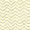 New Arrivals Inc Fabric - Gold Glitter Chevron