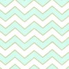 New Arrivals Inc Fabric - Gold Glitter Chevron in Mist