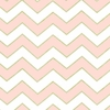 New Arrivals Inc Fabric - Gold Glitter Chevron in Pink