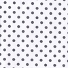 New Arrivals Inc Fabric - Itsy Bitsy Dots in Charcoal