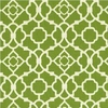 New Arrivals Inc Fabric - Lattice in Grass