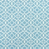 New Arrivals Inc Fabric - Lattice in Ocean