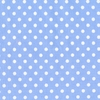 New Arrivals Inc Fabric - Sailor Blue Polka Dot