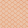 New Arrivals Inc Fabric - Tangerine Weave