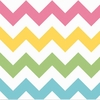 New Arrivals Inc Fabric - Zig Zag in Rainbow