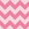 New Arrivals Inc Fabric - Zig Zag Pink Sugar