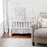 New Arrivals Inc Girls Baby Bedding
