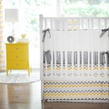 New Arrivals Inc Neutral Baby Bedding
