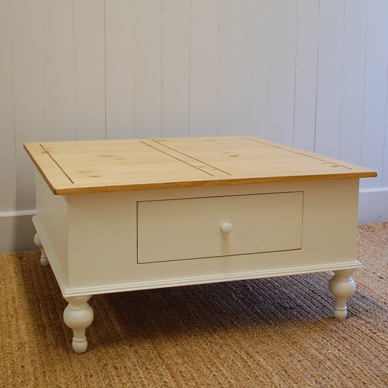 New Farm Coffee Table by English Farmhouse Furniture